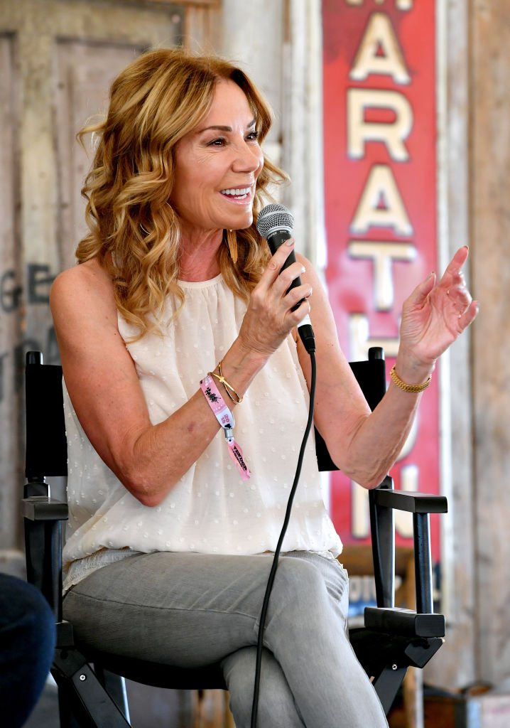 Image Credits: Getty Images / Erika Goldring | Kathie Lee Gifford speaks onstage during day 2 of the 2019 Pilgrimage Music & Cultural Festival on September 22, 2019 in Franklin, Tennessee.