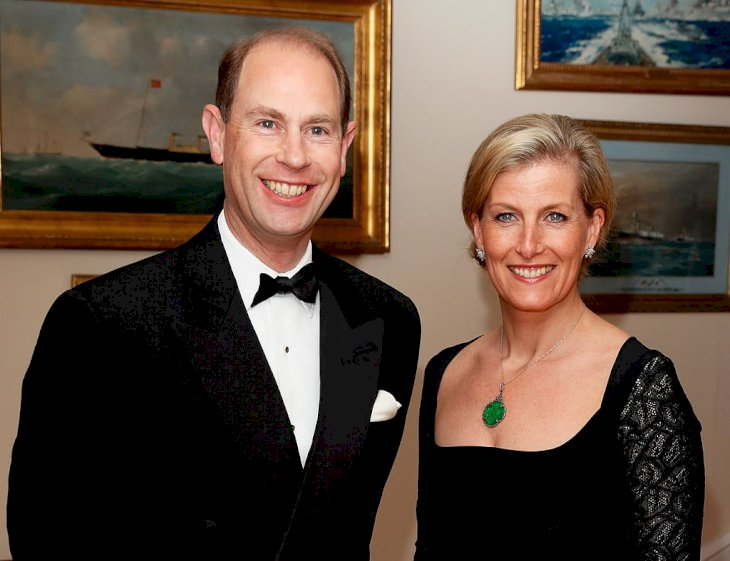 Image Credit: Getty Images / The Earl and Countess of Wessex at an event.