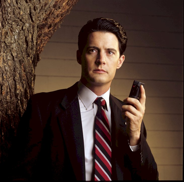 Image Credit: Getty Images/Walt Disney Television via Getty Images Photo Archives |Kyle MacLaughlin asFBI Special Agent Dale Cooper from Twin Peaks