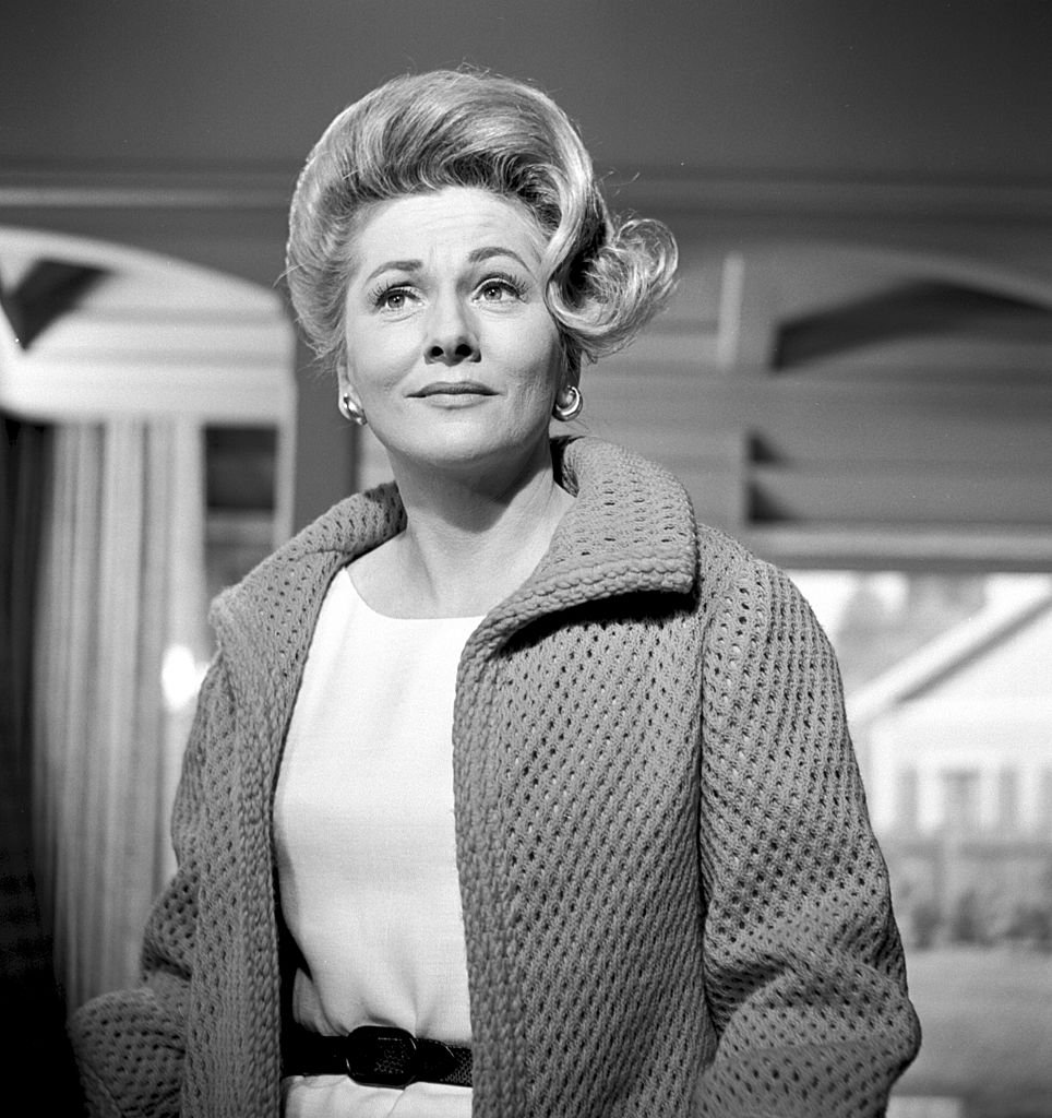 Image Source: Getty Images/CBS/Set photo of Fontaine in 'Salt of the Earth' from The Albert Hitchcock Hour back in 1963.