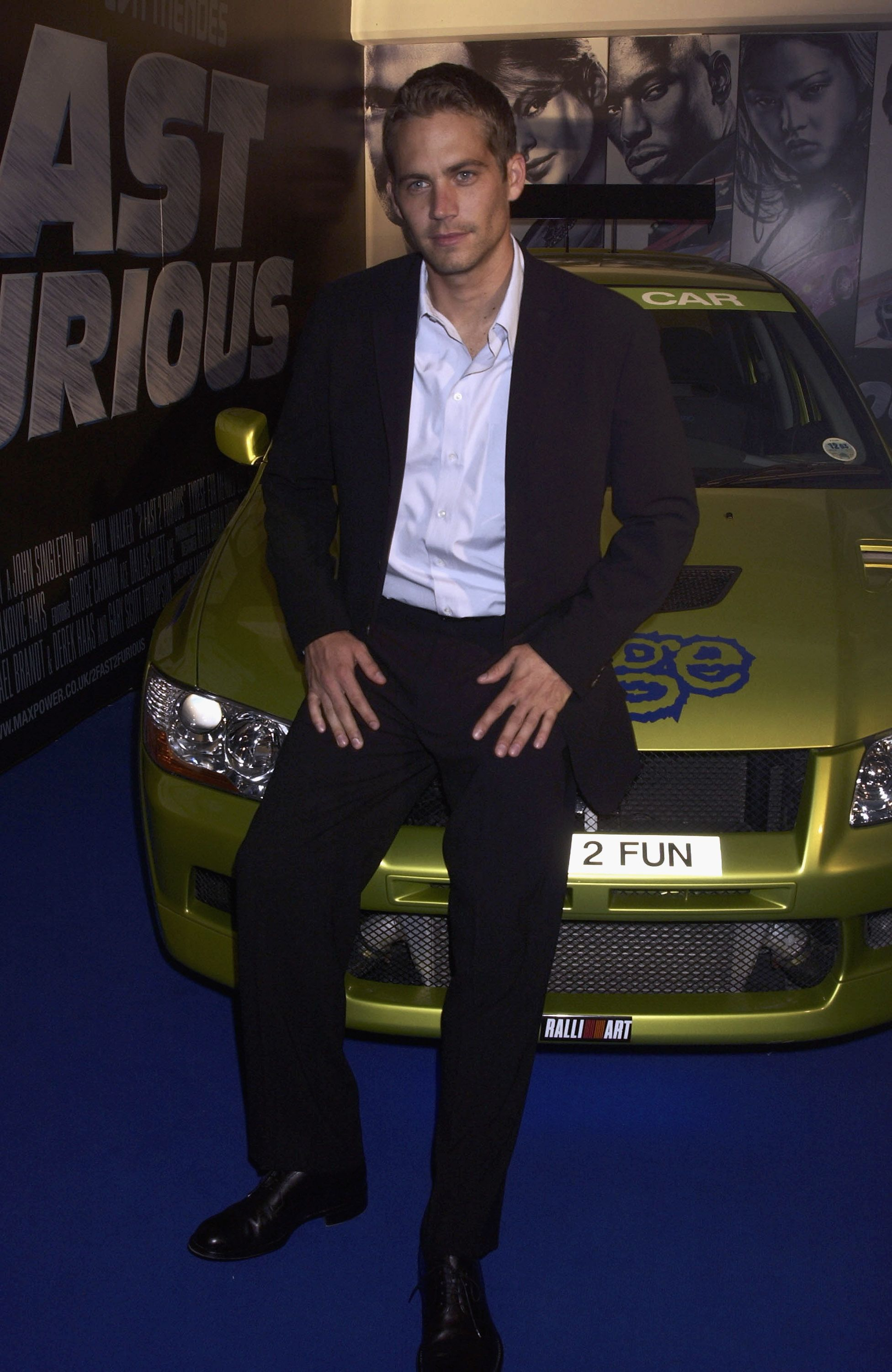 The star of the Fast and Furious saga Paul Walker / Getty Images