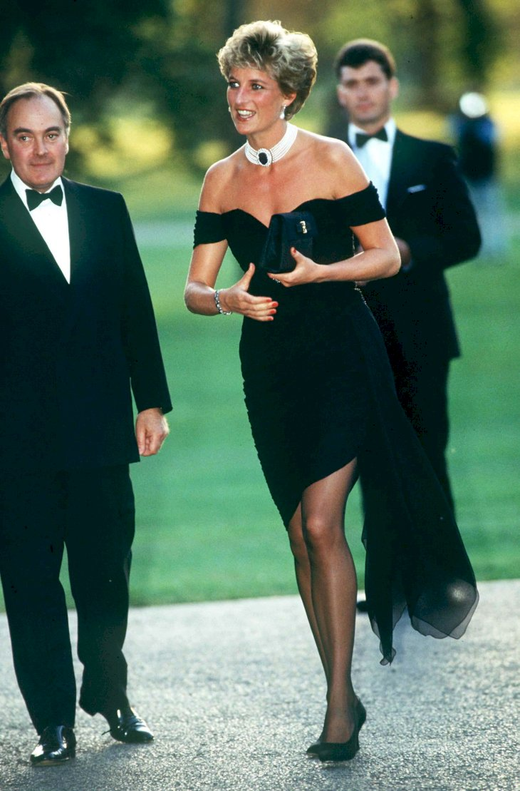 Image Credit: Getty Images / Princess Diana in her infamous LBD.