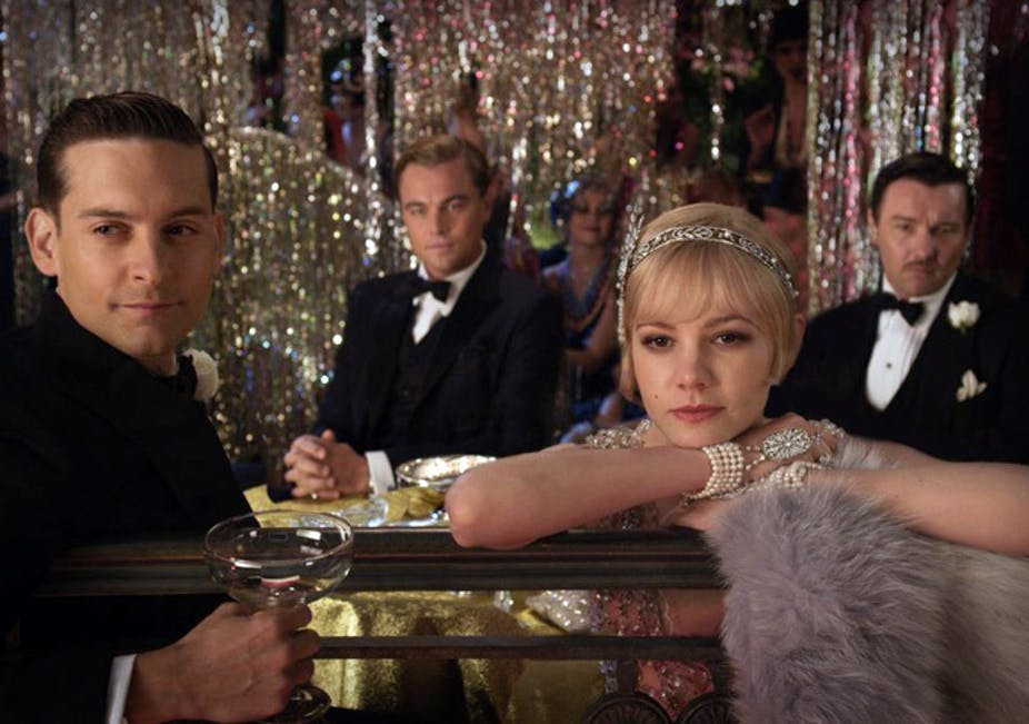 Image credits: Village Roadshow Pictures/The Great Gatsby