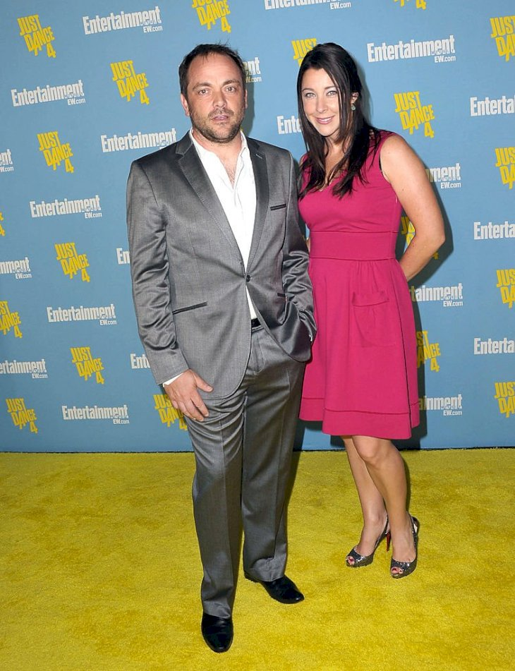 Image Credits: Getty Images / Albert L. Ortega | Actor Mark Sheppard and wife Jessica arrive for Entertainment Weekly's Comic-Con Celebration held at Float at Hard Rock Hotel San Diego on July 14, 2012 in San Diego, California.