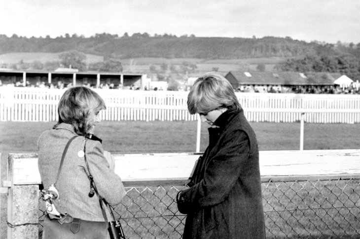 Image Credit: Getty Images/PA Images | Camilla & Princess Diana watching Prince Charles play polo 1980