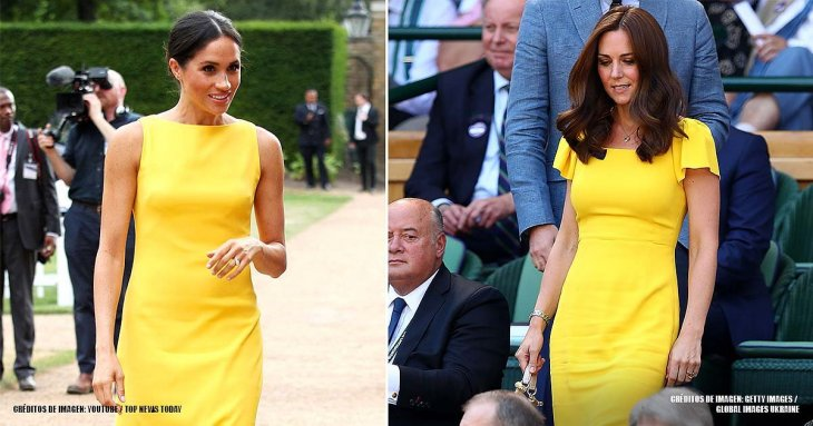 12 Times Meghan Markle and Kate Middleton Dressed Almost Identical: Explained