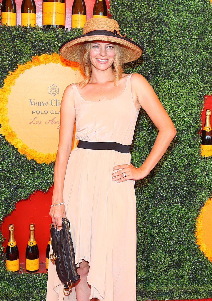 Image Source: Getty Images/JB Lacroix| Bijou Phillips attends the 3rd Annual Veuve Clicquot Polo Classic at Will Rogers State Historic Park on October 6, 2012 in Pacific Palisades, California