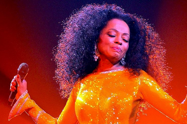 Image Credits: Getty Images / ShowBizIreland | Diana Ross is an Aries.