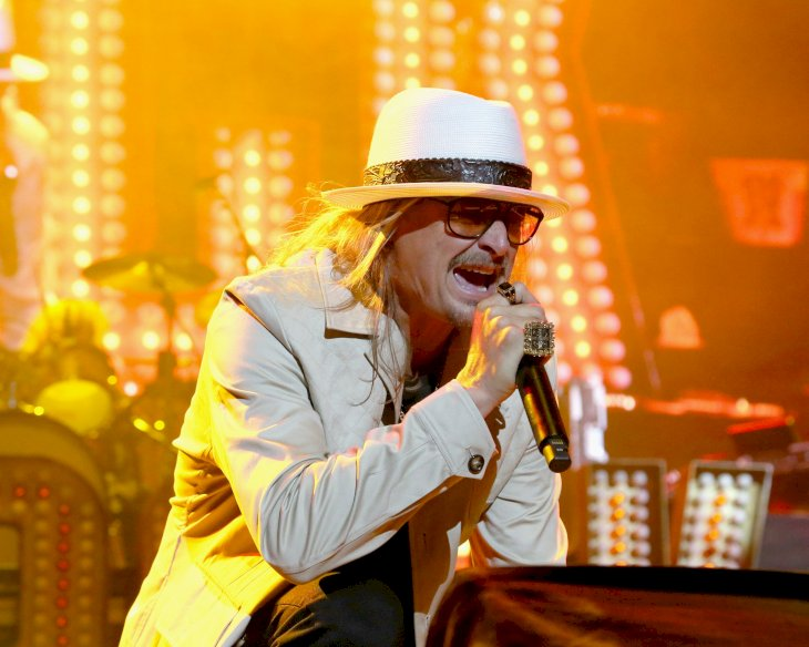 Image Credit: Getty Images/Gary Miller | Kid Rock performing atKAABOO Texas 2019
