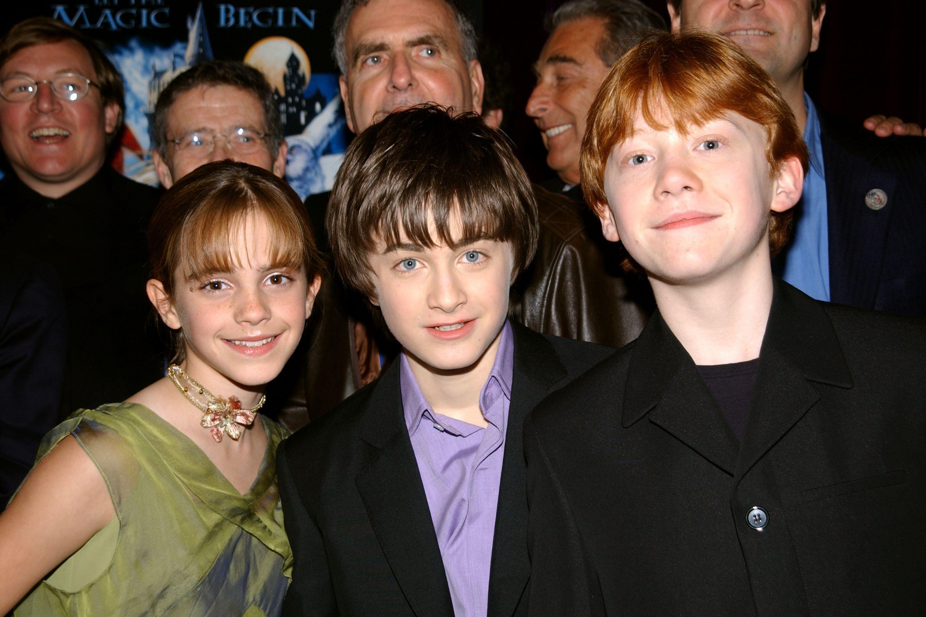 Books Vs Movies: How The Harry Potter Cast Should Have Looked