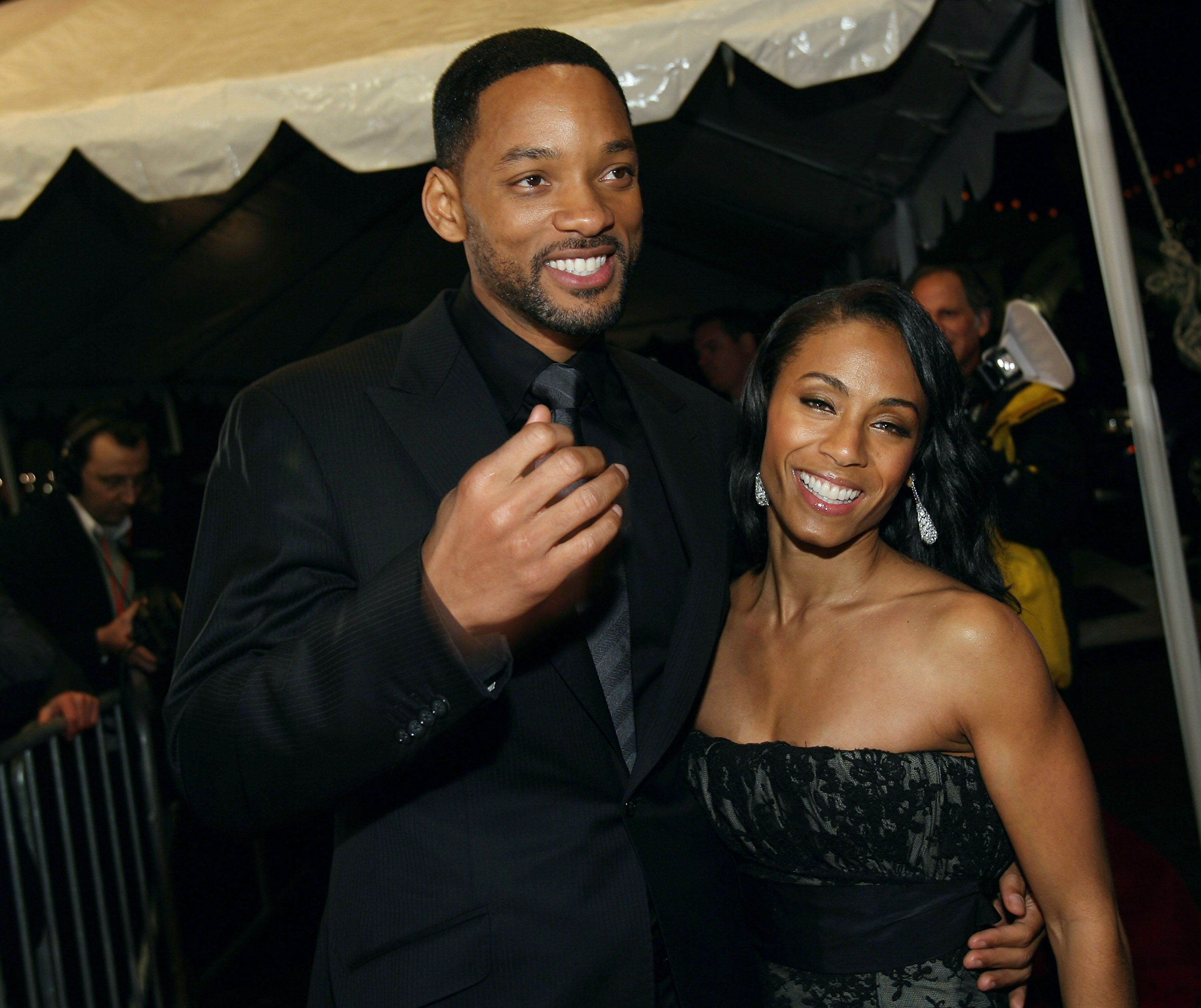 Will and Jada Smith have had to handle divorce rumors / Getty Images
