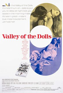 Valley of the Dolls Poster Image Source: Wikimedia Commons