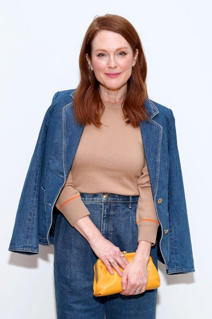 Image Credits: Getty Images / Cindy Ord | Julianne Moore in February 2020.