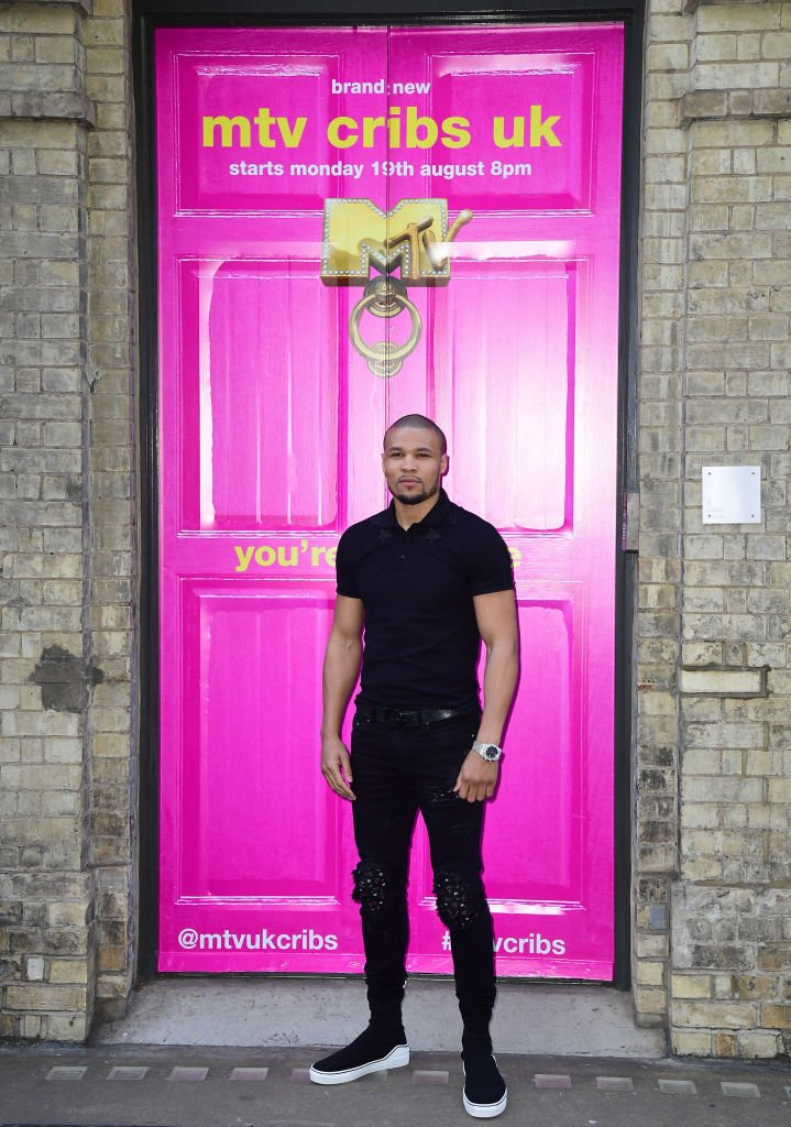 Image Source: Getty Images/PA Images via Getty Images/Ian West | Chris Eubank at an MTV Cribs UK event