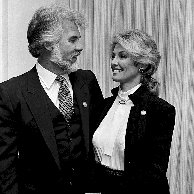 Kenny Rogers' Wives About His Relationship With Dolly Parton