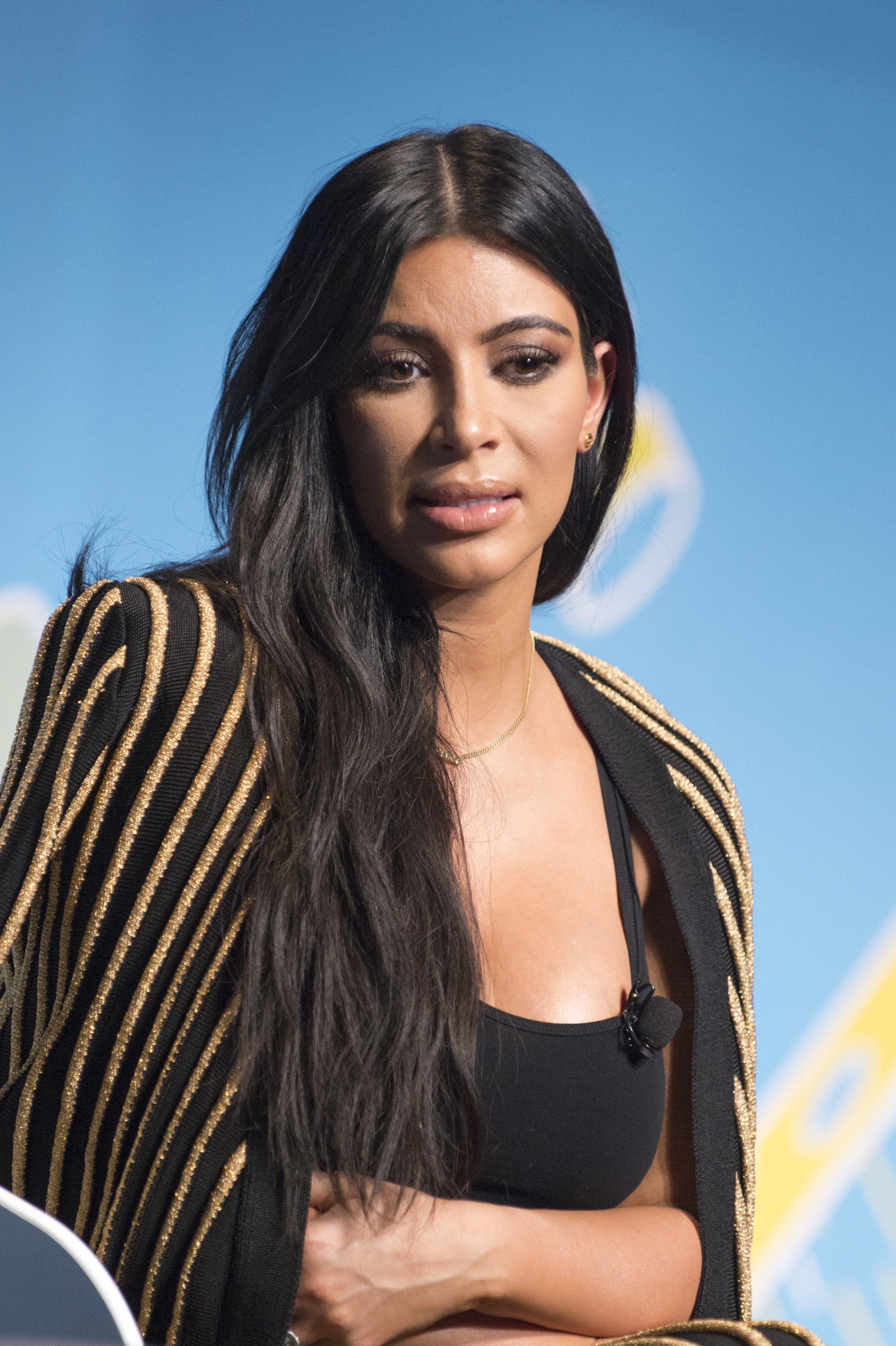 Image Credits: Getty Images / Kim Kardashian, the second eldest sister