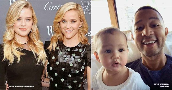 20+ Celebrity Kids Who Are True Twins Of Their Famous Parents