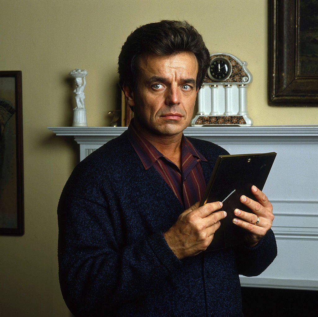 Image Credits: Getty Images / Walt Disney Television | Ray Wise in Twin Peaks.