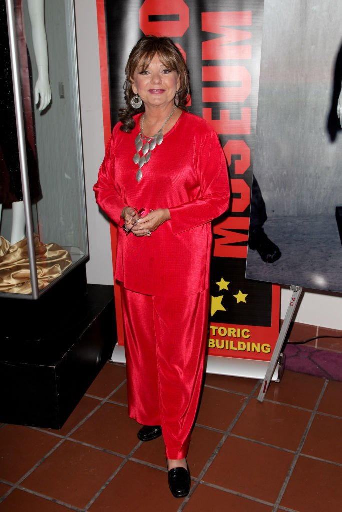Image Source: Getty Images/Tibrina Hobson/Dawn Wells attends the opening Nnight of 'Marilyn... MADNESS & ME' at El Portal Theatre on September 26, 2013 in North Hollywood, California