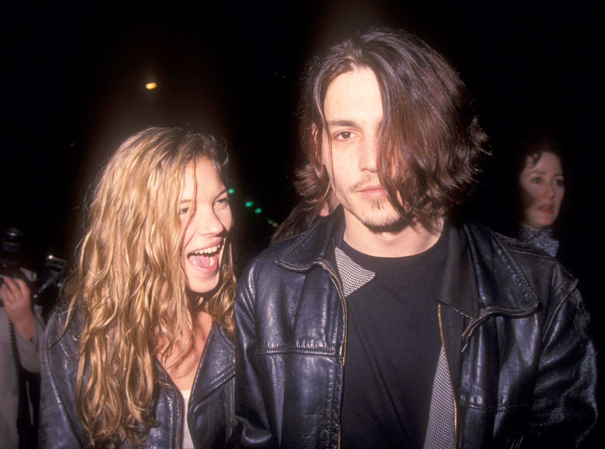 Johnny Depp and Kate Moss / Getty Images