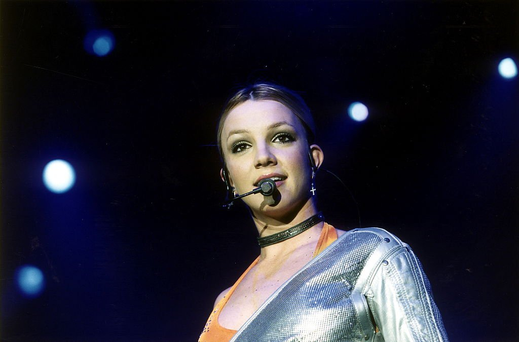Image Credit: Getty Images / Britney Spears performs in Germany, circa 2000.