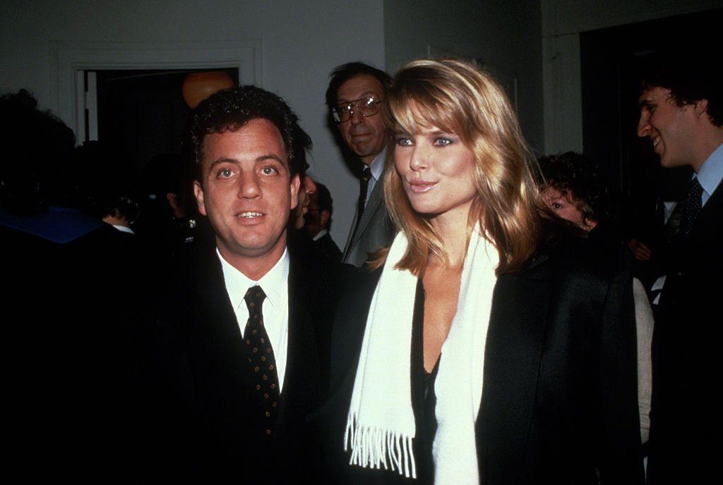 Image Credits: Getty Images / Robin Platzer | Billy Joel and Christie Brinkley circa 1983 in New York City.