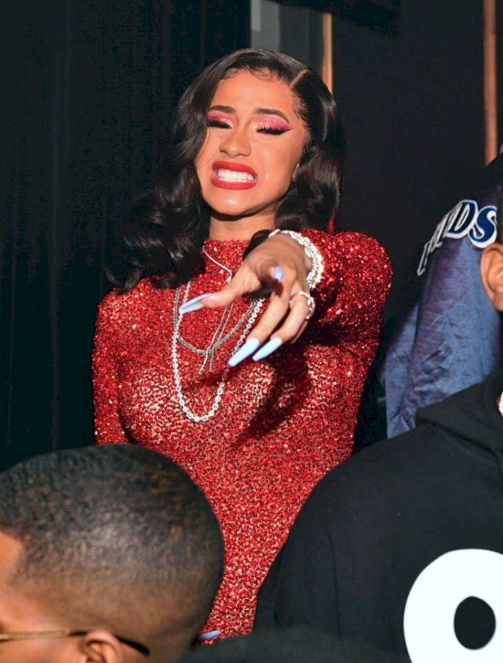 Image Credit: Getty Images / Singer and rapper, Cardi B poses for a photo.