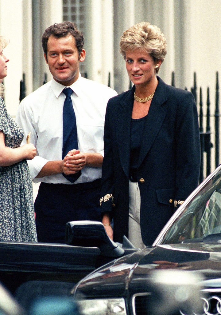 Image Credits: Getty Images | Princess Diana With Butler Paul Burrell