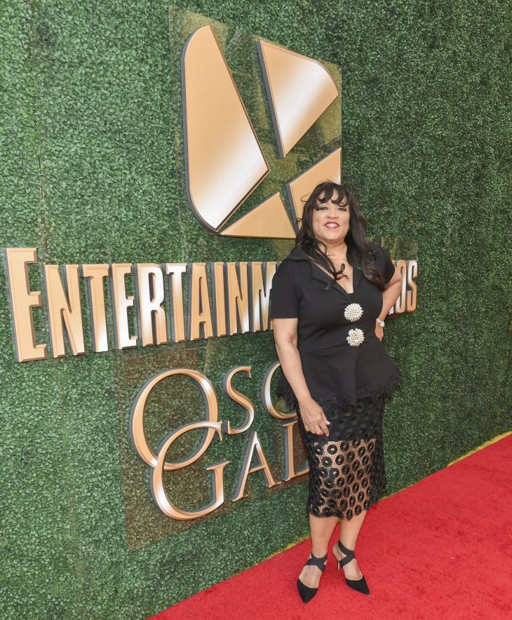 Image Credit: Getty Images / Jackee Harry on the red carpet.