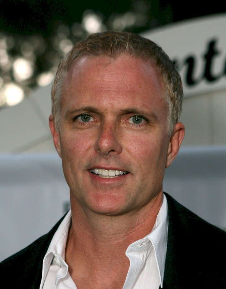 Image Credit: Getty Images / Patrick Cassidy at an event.