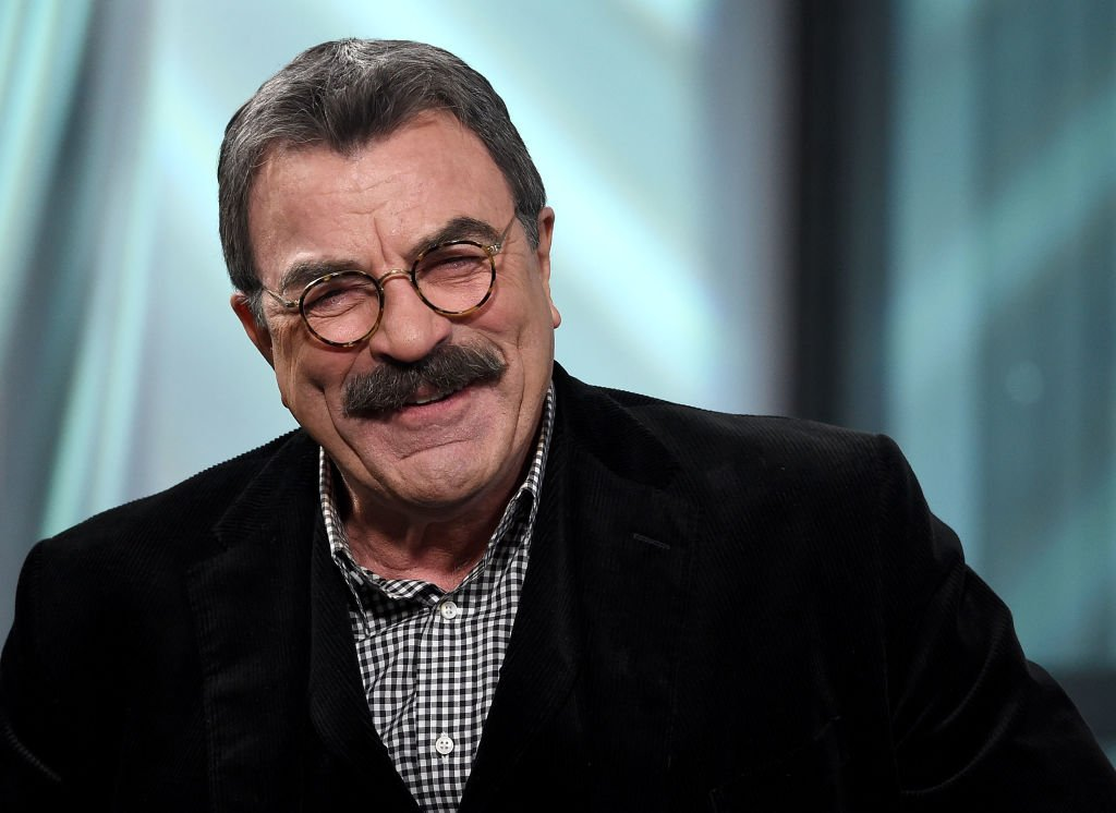 """Image Credit: Getty Images / Tom Selleck visits the Build Series to discuss his show """"Blue Bloods at Build Studio on September 29, 2017."""
