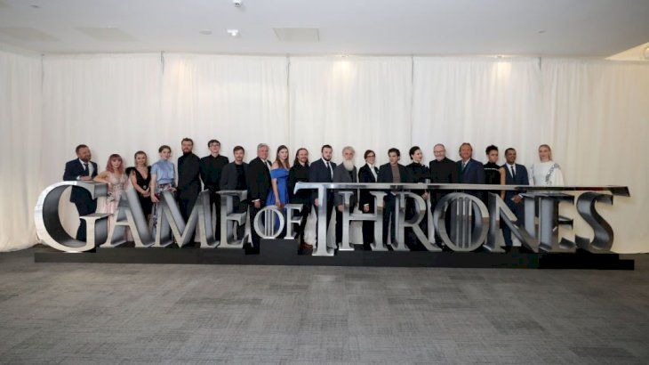 Image Credit: Getty Images / The Cast Of Game of Thrones.