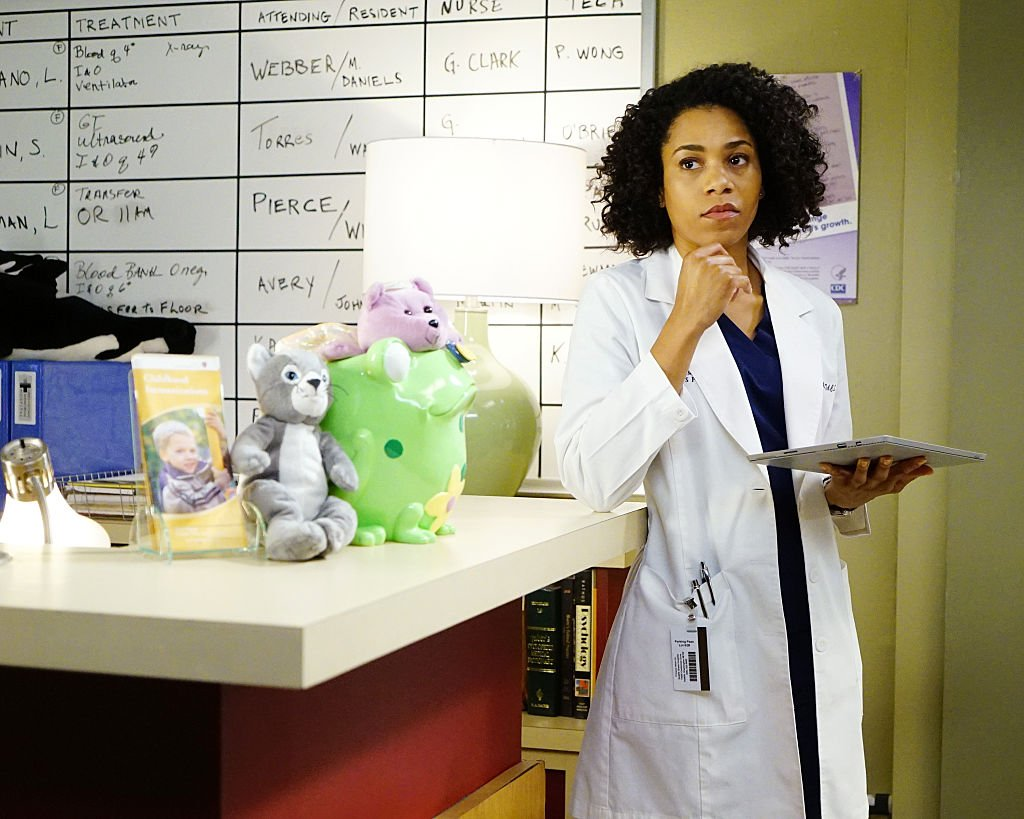 Image Credit: Getty Images/Walt Disney Television via Getty Images//Richard Cartwright |Still of Kelly McCreary from season twelve