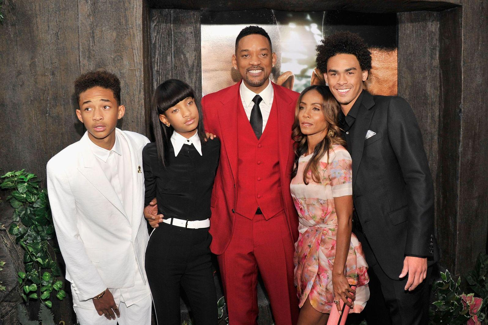 5 Things We Ignore About Will Smith's Kids
