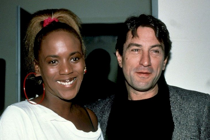 Image Credits: Getty Images / Robin Platzer | Robert De Niro and Toukie Smith circa 1990 in New York City.