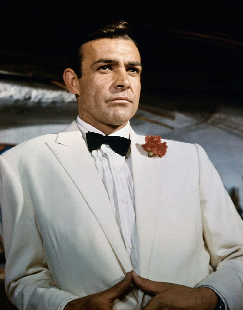 Image Credit: Getty Images/Bettmann   Connery as James Bond in 1966