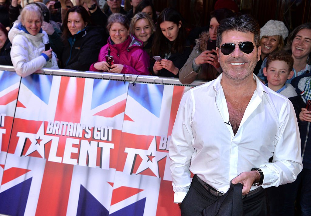 Image Source: Getty Images/Getty Images/Anthony Harvey | Simon Cowell at the Britain's Got Talent Auditions in 2016