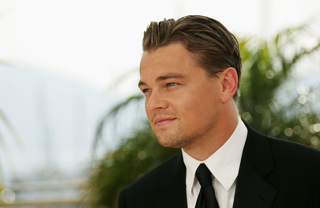"Image Credit: Getty Images / Actor Leonardo DiCaprio attends a photocall for the documentary ""The 11th Hour"" at the Palais des Festivals during the 60th International Cannes Film Festival on May 19, 2007."