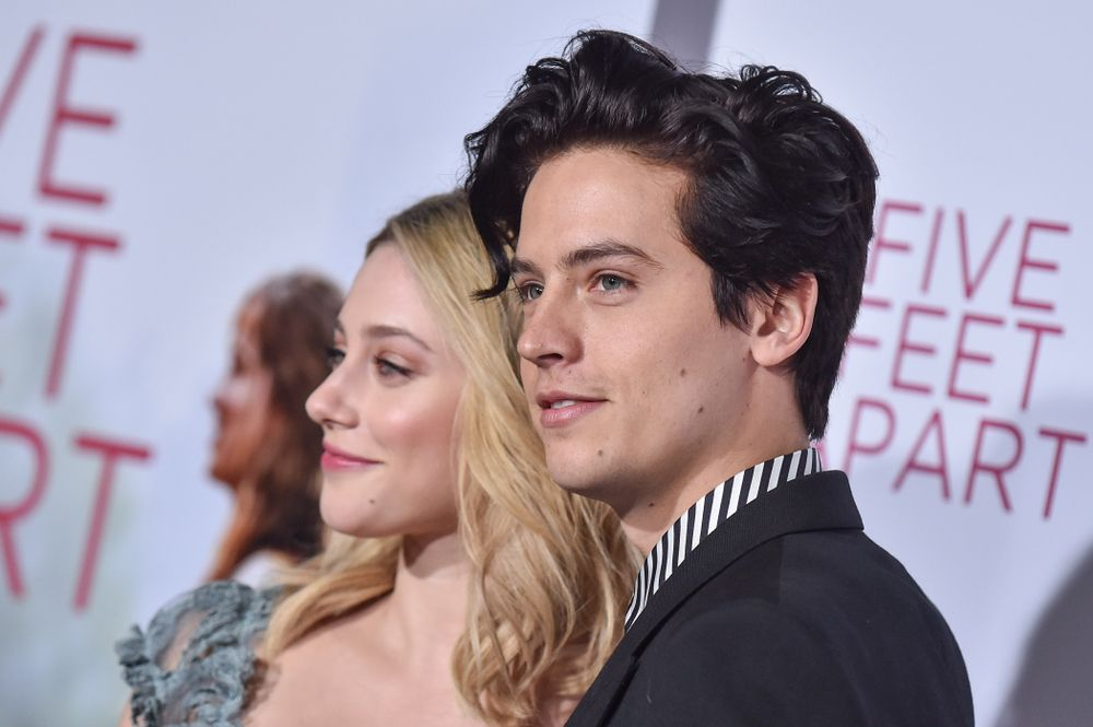 Cole Sprouse and Lili Reinhart/Photo:Getty Images