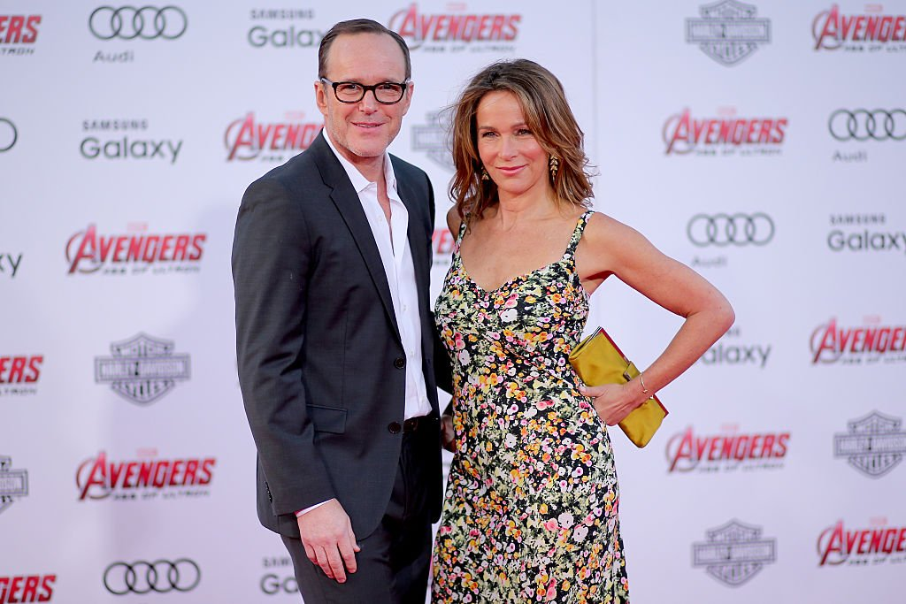 Image Source: Getty Images/Mark Davis | Gregg and Gray at the Avengers: Age of Ultron premier