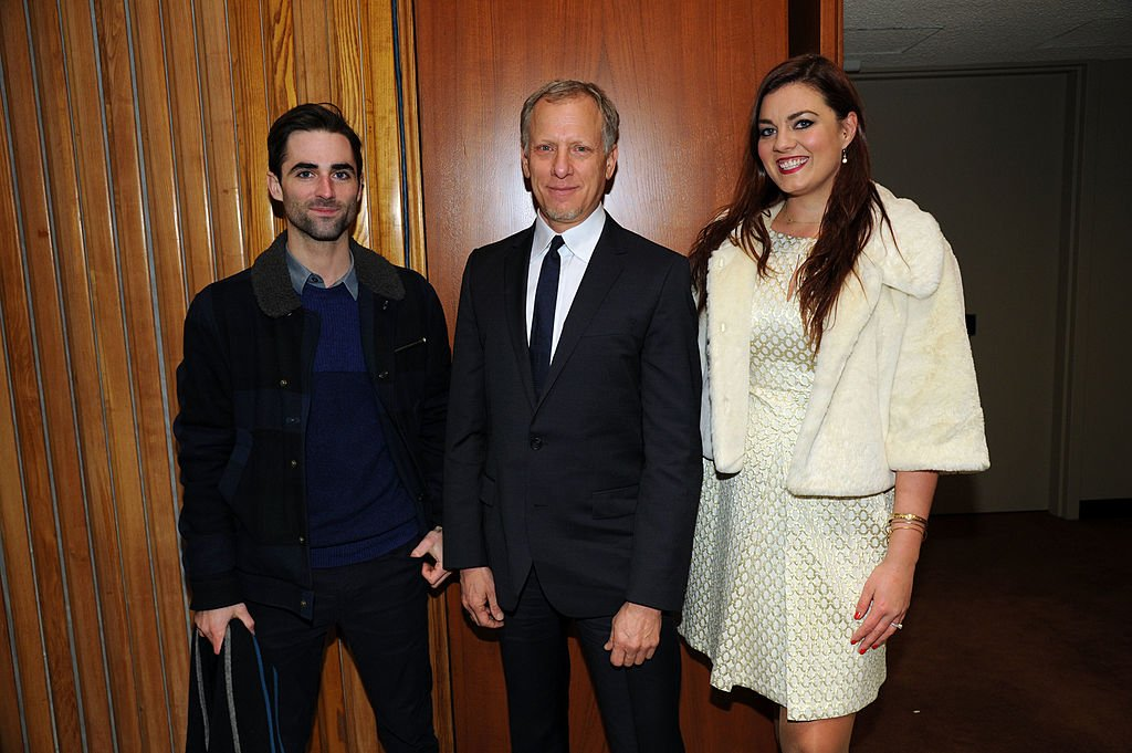 Image Credit: Getty Images / Quinn Tivey, director Rob Epstein and Eliza Carson attend event at United Nations Headquarters on November 26, 2013 in New York City.