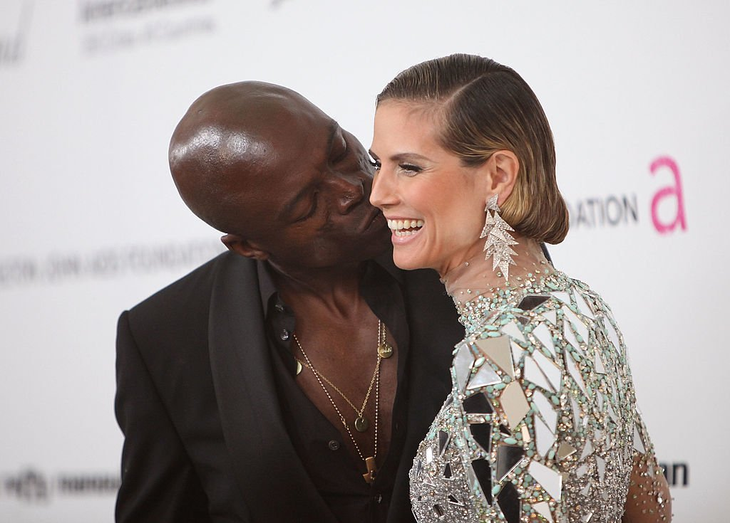Image Credit: Getty Images / Seal and Heidi Klum arrive at the 19th Annual Elton John AIDS Foundation Academy Awards viewing party held at Pacific Design Center on February 27, 2011 in West Hollywood.