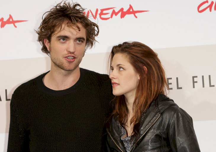 Robert Pattinson and Kristen Stewart / Photo:Getty Images