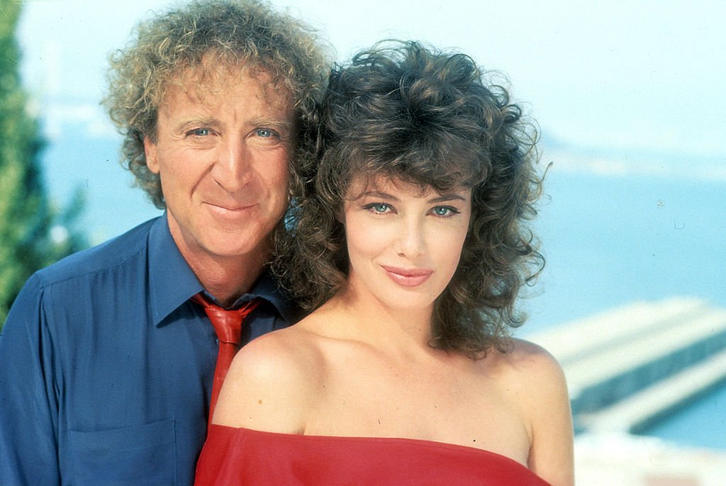 Image Credits: Getty Images / Orion | Gene Wilder and Kelly LeBrock in publicity portrait for the film 'The Woman In Red', 1984.