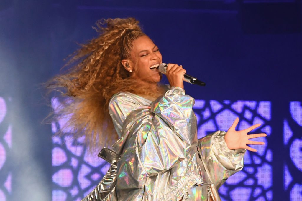 "Image Credit: Getty Images / Beyonce performs onstage during the ""On The Run II"" Tour - New Jersey at MetLife Stadium on August 2, 2018 in East Rutherford, New Jersey."