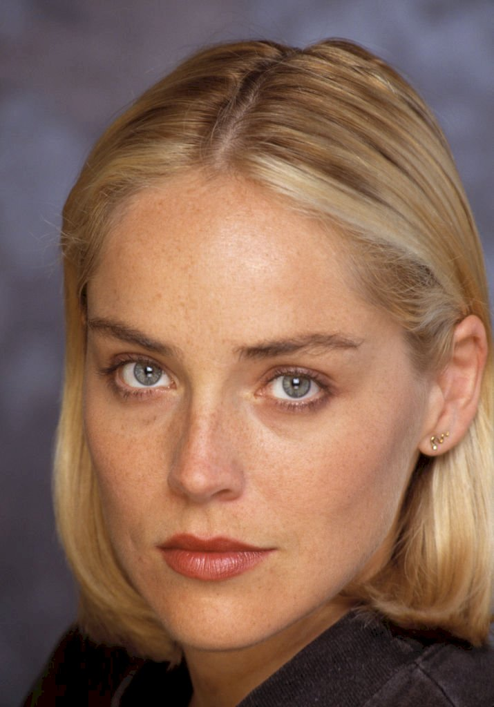 Image Credits: Getty Images / Eric Robert / Sygma | Sharon Stone in 1991.