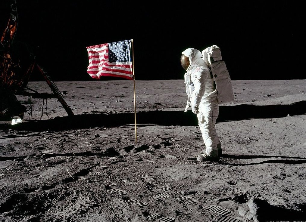 The Apollo 11 Moon Landing Flag Conspiracy