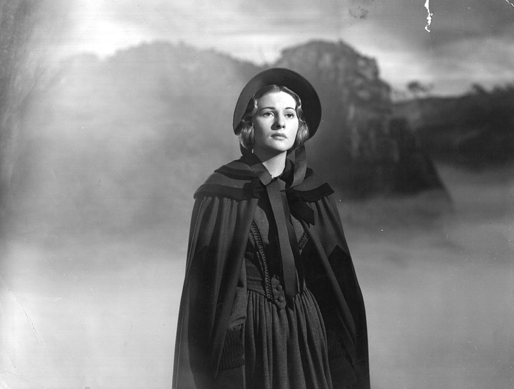 Image Source: Getty Images/Hulton Archive | Jane Eyre/20th Century Fox