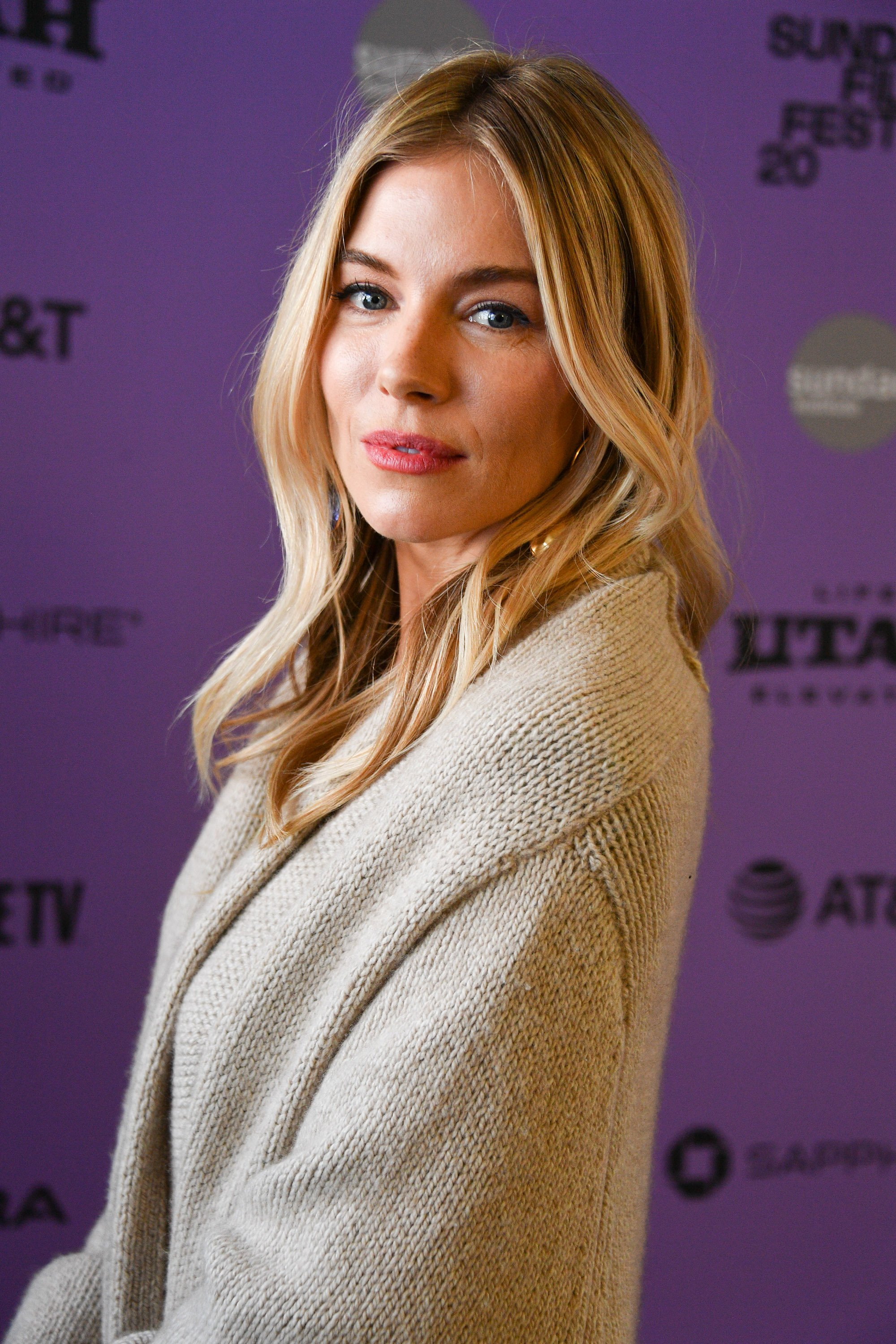 Sienna Miller attends the 2020 Sundance Film Festival / Photo:Getty Images