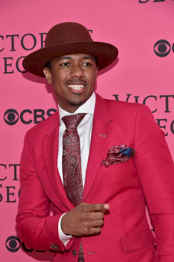 Nick Cannon/Photo:Getty Images